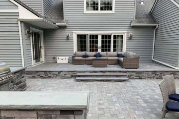 Paver Patios and Wall Systems